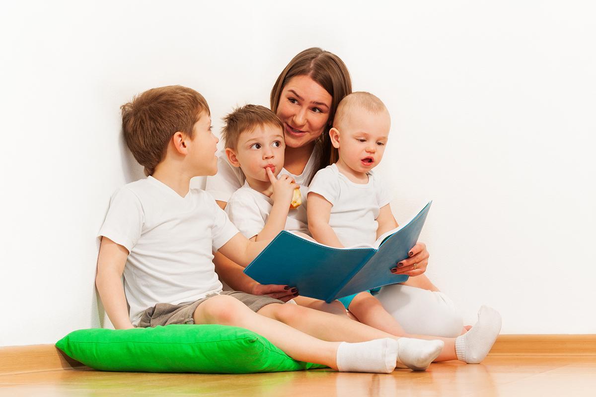 Tagesmutter lesen